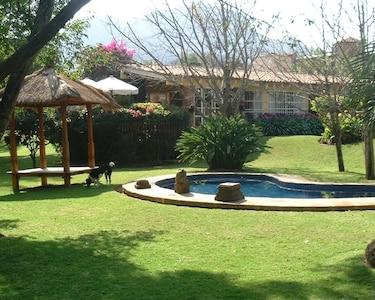 Santo Domingo, Tepoztlán, Morelos, Mexique