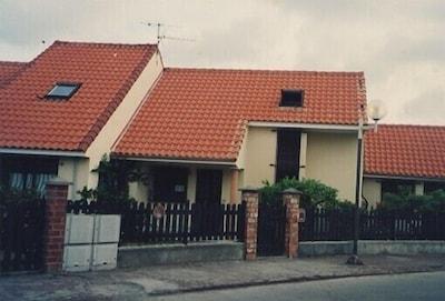 Résidence 'Palm Plazza' côté rue