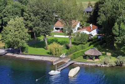 Casa Eva, Lesa Lake Maggiore - NORTHITALY VILLAS Vacation Villa Rentals