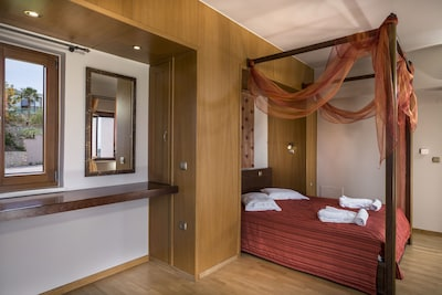 Bedroom Villa Rodia