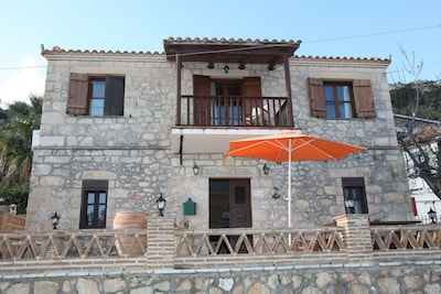 Face of our Two bedroom villa Anelina