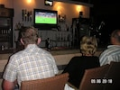 The sports bar is a popular meeting place for adults