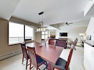 Dining Area - Share a home-cooked meal in the open-concept dining area with seating for 6.
