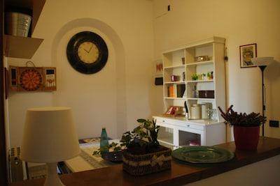 Confortevole appartamento di 90 mq nel centro di Colle Val D'Elsa