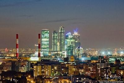 Moscow, Russia (SVO-Sheremetyevo)