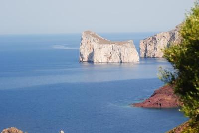 Guest House Del Viale, la costa più selvaggia del sud Sardegna.