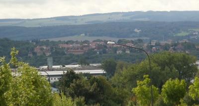 View over Weimar