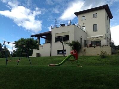 Arona Golf Club, Borgo Ticino, Piemonte, Italia