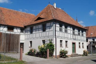 Ickelheim, Bad Windsheim, Bavaria, Germany