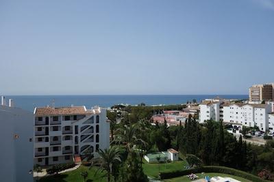 Playa de Calahonda - Riviera, Mijas, Andalusia, Spain