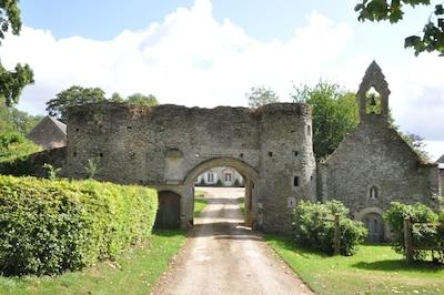 Tournay-sur-Odon, Val d'Arry, Calvados (Département), Frankreich