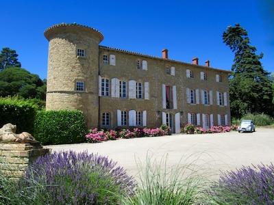 Chateau de Montoussel