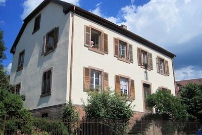 Les Pignets (Haus)
