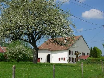 Gîte La Maison Comtoise