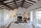 Villa Sun Tropez - living room