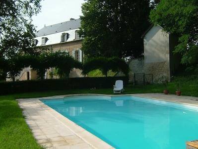 Tracy-sur-Loire, Nièvre, Frankreich