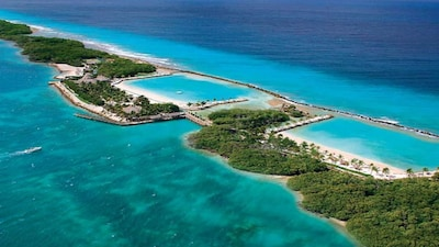 Private Island exclusive to our resort!