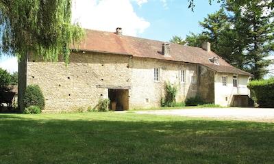 Thenissey, Cote d'Or, France
