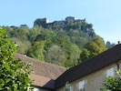 Fort Belin, the view from the 2 bedrooms, the office space and the dressing