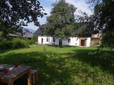 Gailtal Bauer, Kirchbach, Kärnten, Österreich