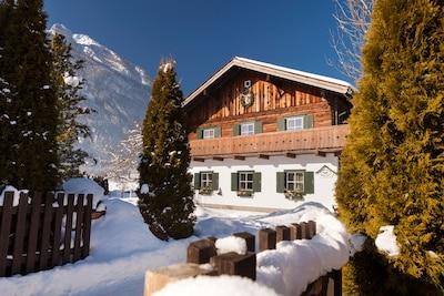 winterwonderland foresthouse