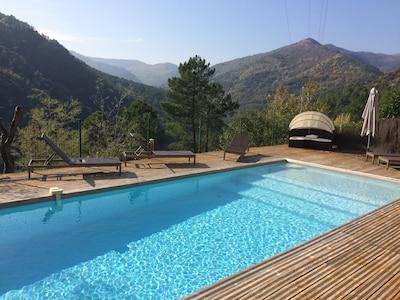 La piscine de Récluzière