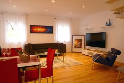 """Luxus-Ferienwohnung """"Nico"""""""