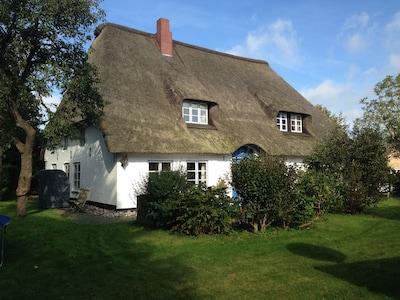 Das Eider Cottage ist ein altes Bauernhaus aus dem Jahr 1860