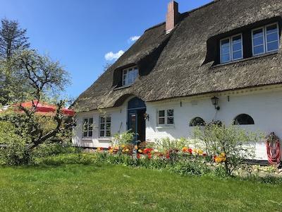 Das Eider Cottage verfügt über 300 qm Wohnfläche und 1.200 qm Grundstück