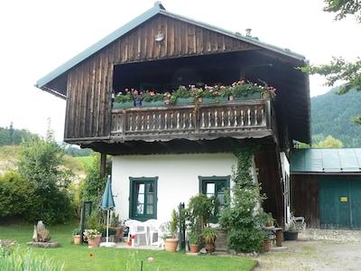 Skigebied Loser, Altaussee, Stiermarken, Oostenrijk