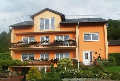 Σταθμός του Νίτελ, Nittel, Rhineland-Palatinate, Γερμανία