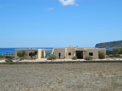 Caló de Sant Agustí, Formentera, Baléares, Espagne