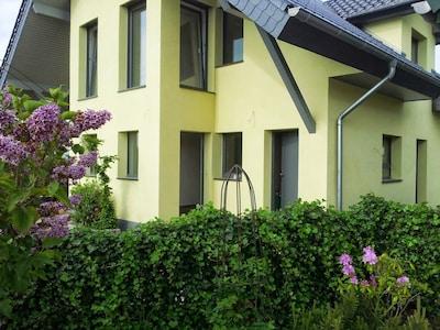 Unser Ferienhaus (Erstbezug 2013)