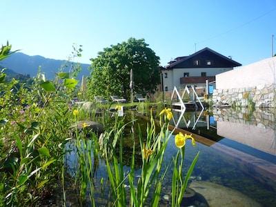 Ferienwohnungen Residence Braiter in Kuens bei Meran - Fam. Raffl