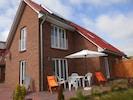Terrasse Haus MeeresLicht-Rot