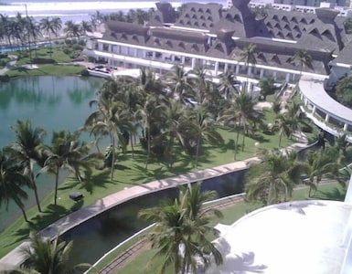 View of Resort from balcony - Grand Mayan Acapulco