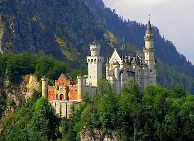 Lust auf einen Besuch von Schloss Neuschwanstein?