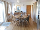 House dining area - kitchen