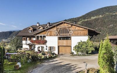 Der wunderschöne Moarhof in Albeins, Südtirol