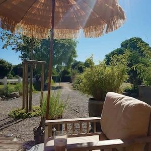 Ein schöner zusätzlicher Platz zu Ihrer Fewo im Garten