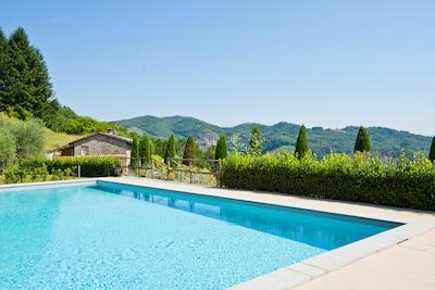 Pescaglia, Tuscany, Italy