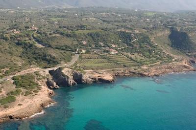 Cala Griecas, Alghero, Sardinia, Italy