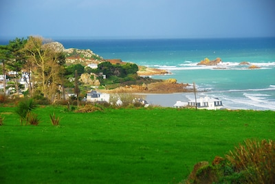 Pointe de Primel, Plougasnou, Finistère, Frankreich