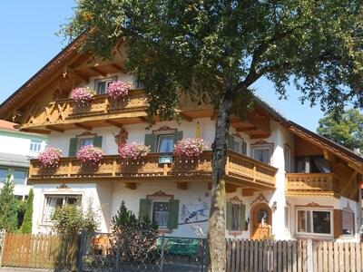Gästehaus Kleisl im Sommer