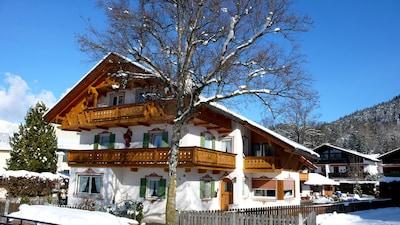 Gästehaus Kleisl im Winter