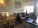 Outfield (sleeps 6) dining/living