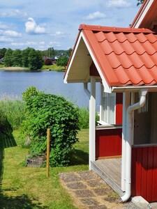 Commune d'Örkelljunga, Comté de Scanie, Suède