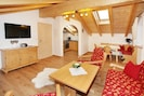 Wohnzimmer 'Zugspitze'