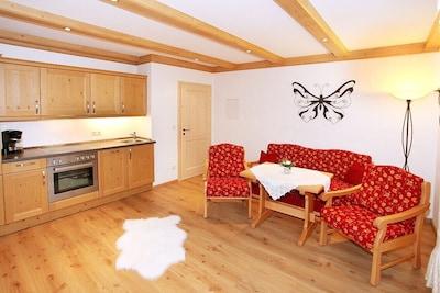 Wohnküche 'Wetterstein' u. 'Karwendel'