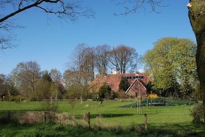 Landhaus Jacobs mit Gästehaus